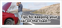 tips for keeping your car on the road