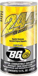 BG244 Fuel system cleaner